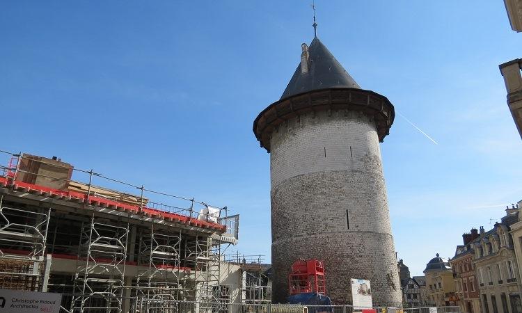 Tháp Jeanne d'Arc