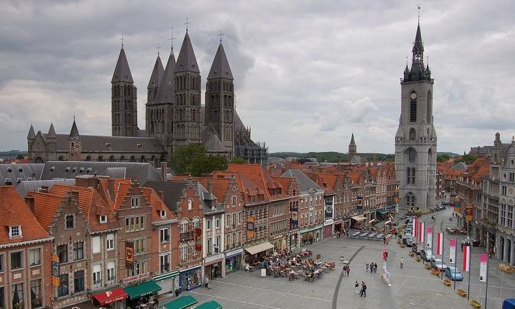 Thị trấn Tournai