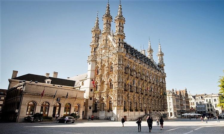 Tòa thị chính Leuven