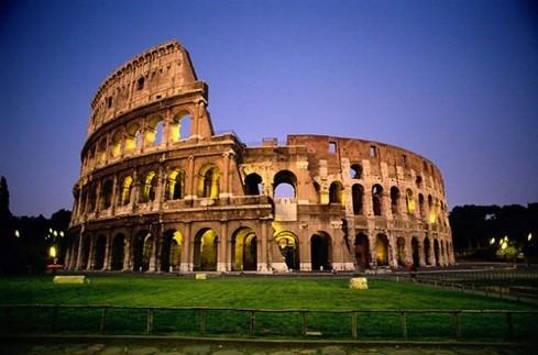 Đấu trường La Mã Coliseum