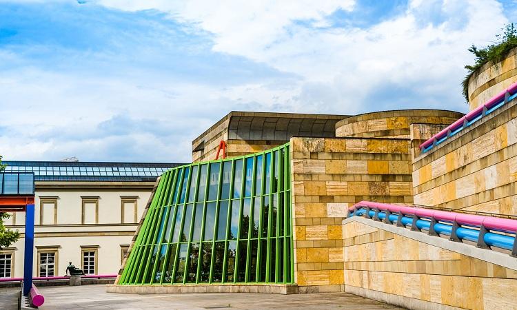 Folkwang là nơi lưu giữ hàng ngàn tác phẩm nghệ thuật và đồ thủ công từ khắp nơi trên thế giới