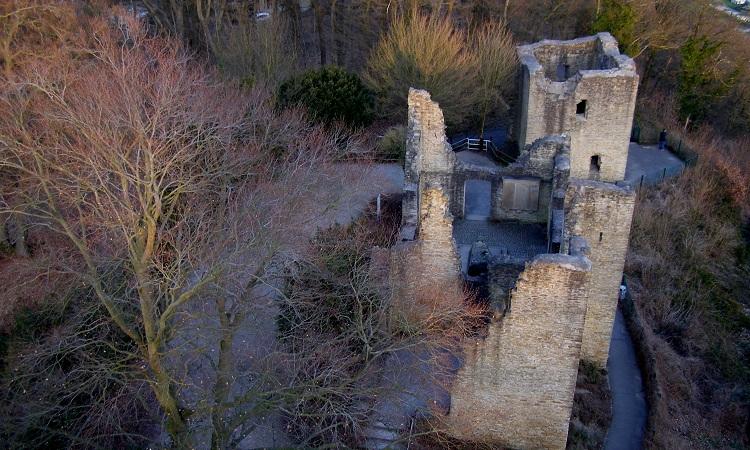 Lâu đài Hohensyburg