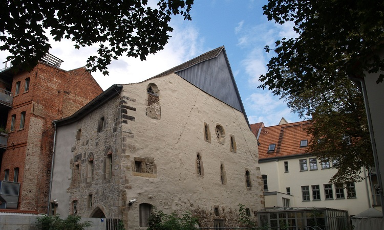 Nhà nguyện Alte Synagoge Erfurt