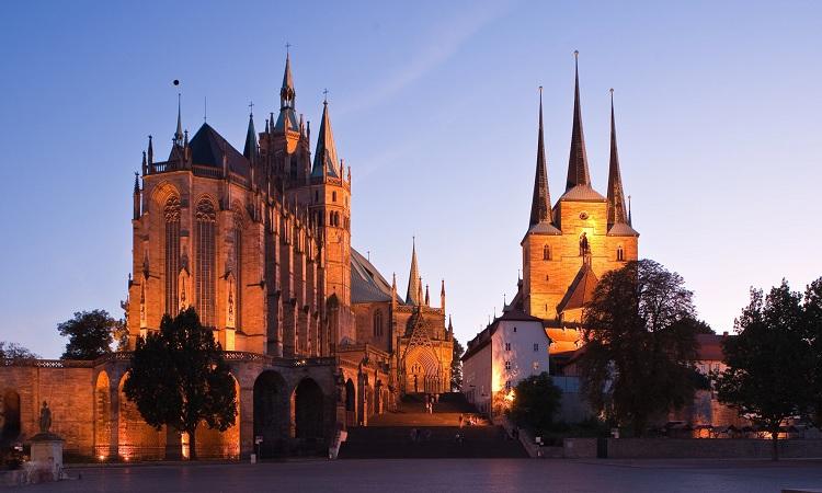 Nhà thờ Erfurt