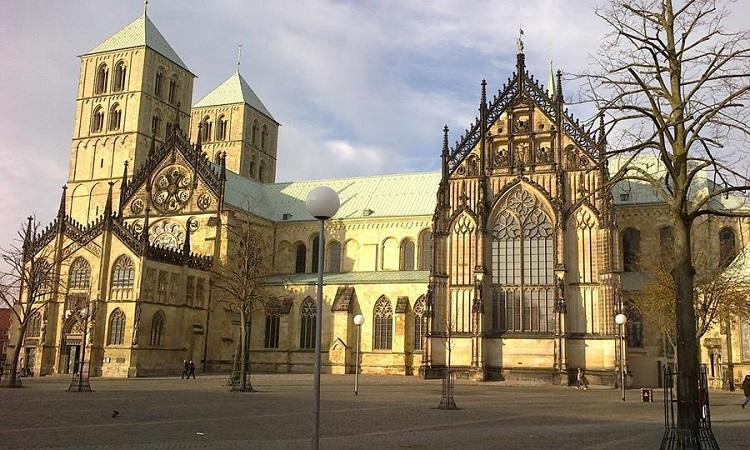 nhà thờ Munster