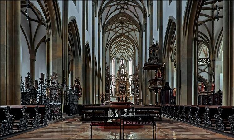 3 bàn thờ khổng lồ và rất quý của thời kỳ Phục hưng của Hans Degler