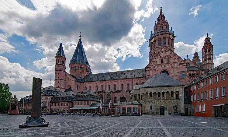 Nhà Thờ Mainz
