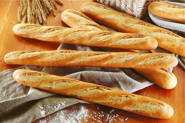 Bánh mỳ baguette Pháp