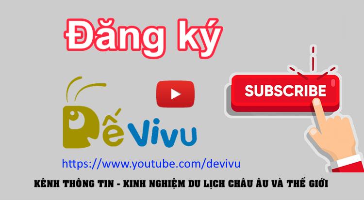 Đăng ký kênh Dế Vi Vu