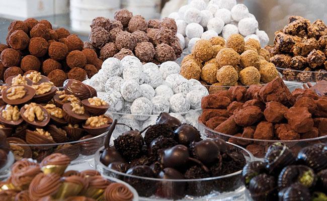 Chocolate – Du lịch Thụy Sĩ mua gì làm quà