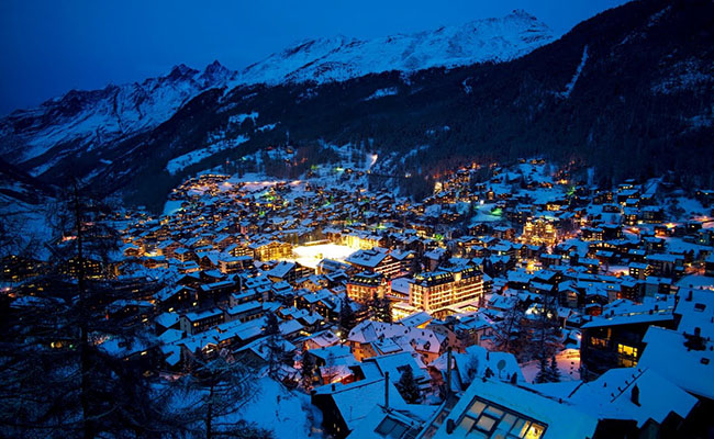 Du lịch Thụy Sĩ tự túc đến Grindelwald