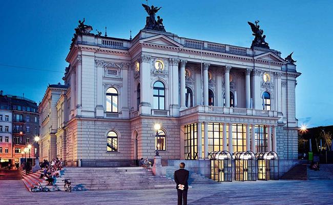 Opernhaus, Zurich