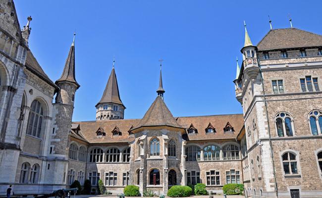 điểm du lịch Zurich - Bảo tàng Quốc gia
