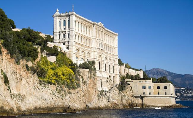 Bảo tàng Hải dương học ở Monaco