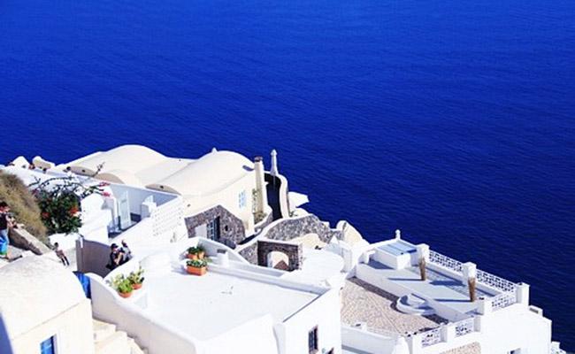 Đảo Santorini, Hy Lạp