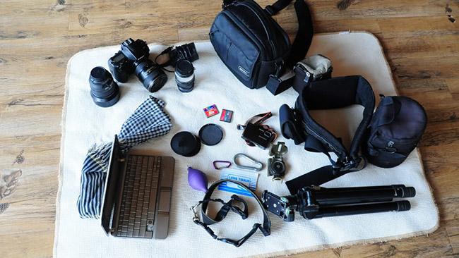 Những đồ dùng cần chuẩn bị khi du lịch Châu Âu
