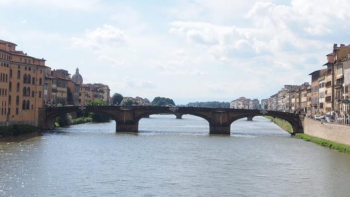 Bờ sông Arno