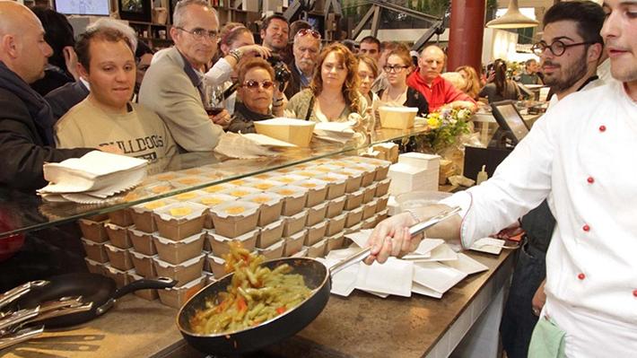 Ẩm thực độc đáo tại Florence