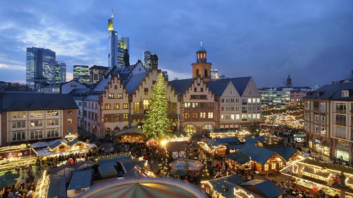 Tour du lịch Frankfurt khám phá thành phố lớn nhất của nước Đức