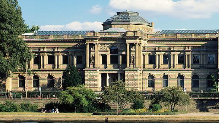 Bảo tàng nghệ thuật Städel-Museum, Dürerstrasse