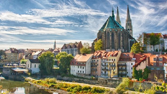 Các danh lam thắng cảnh chính ở Leipzig