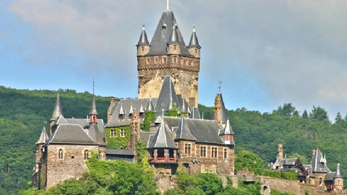 Lâu đài Cochem
