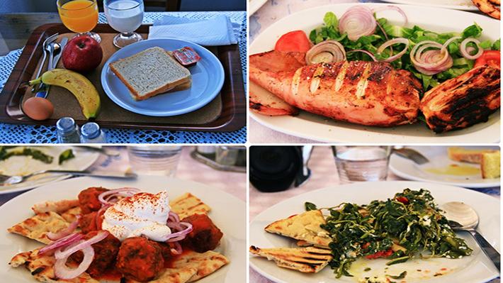 Các món ăn không thể bỏ qua ở Athens – Hy Lạp