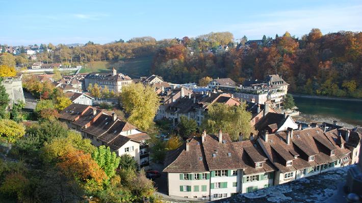 Điểm đến ở thành phố Bern