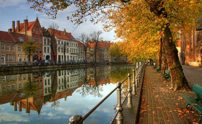 Tour du lịch Bỉ giá rẻ khám phá đất nước xứ sở Chocolate