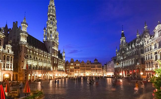 """Brussels còn là """"trái tim"""" của châu Âu"""