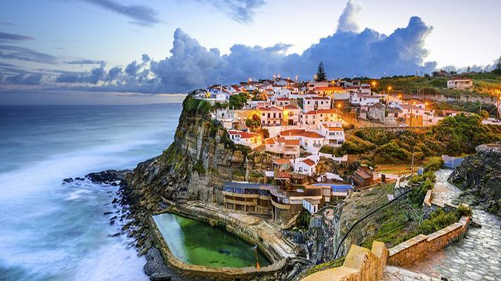 Sintra – thành phố cổ kính Bồ Đào Nha :