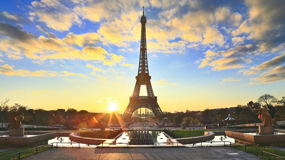Khám phá đất nước Pháp lãng mạn
