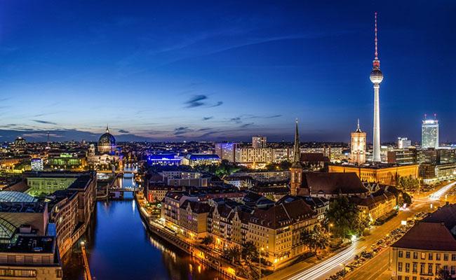 Thành phố Berlin, Đức
