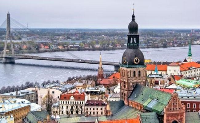 Thành phố Riga, Latvia