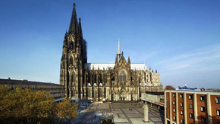 Các vị trí du lịch nhiều người biết đến ở Cologne