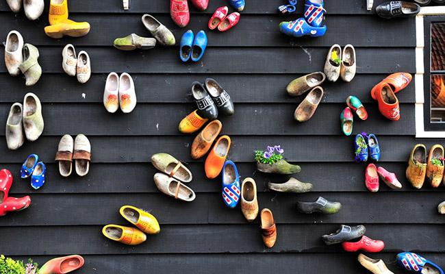 Giày gỗ Hà Lan