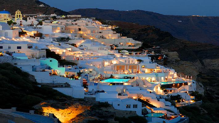 Những điểm đến hấp dẫn khi du lịch Hy Lạp