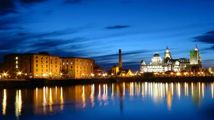 Liverpool – Thủ đô văn hóa của châu Âu