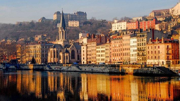 Du lịch Lyon một trong những thành phố nổi tiếng nhất tại Pháp