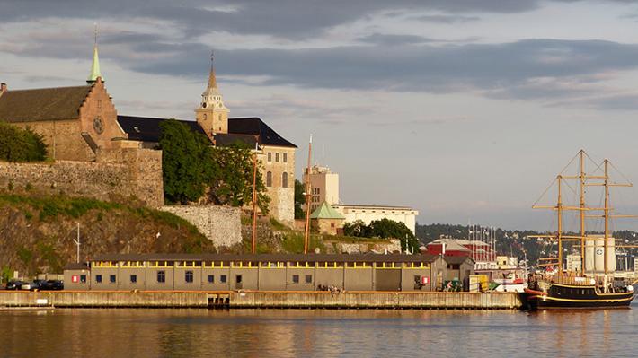 Lâu đài Akershus
