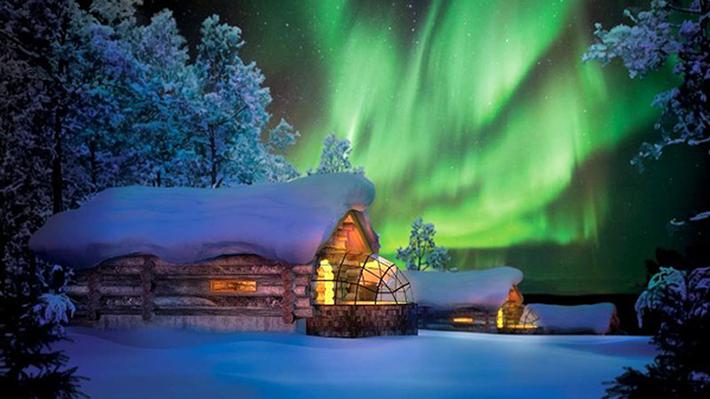 Ở đâu khi du lịch Phần Lan?