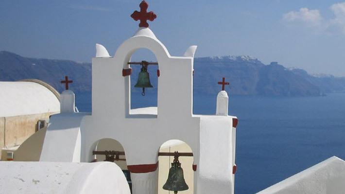Mái nhà huyền thoại với ba tháp chuông