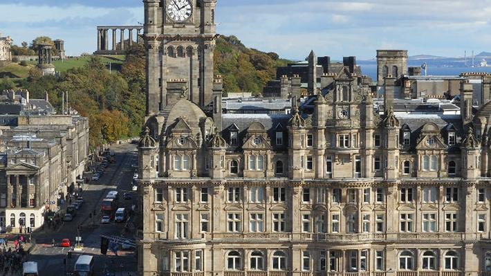 Những điểm đến hấp dẫn ở Scotland