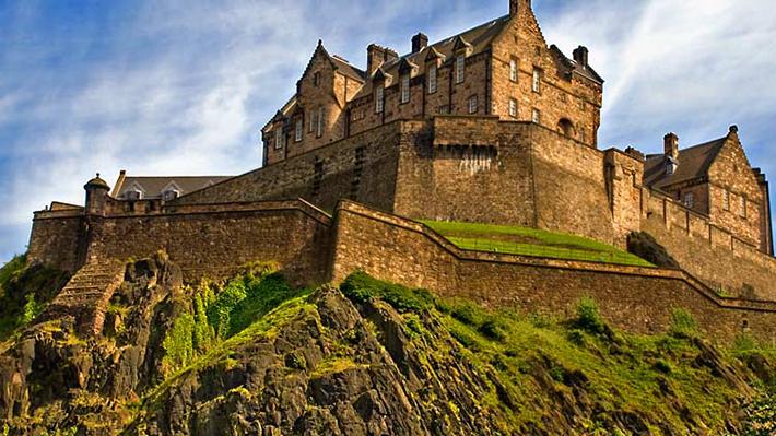 Lâu đài Edinburgh