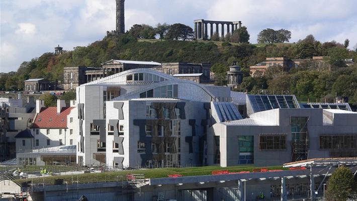 Tòa nhà Quốc hội Scotland