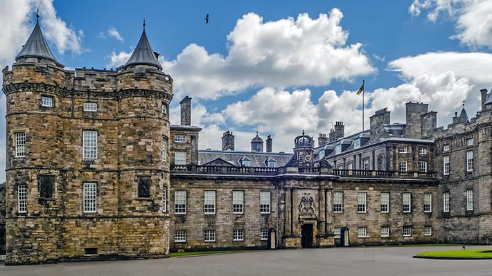 Cung điện Holyrood