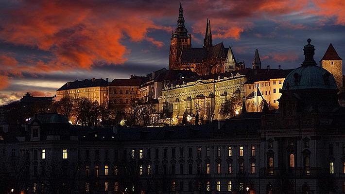Lâu đài Prague Castle