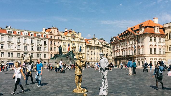 Quảng trường Phố Old Town