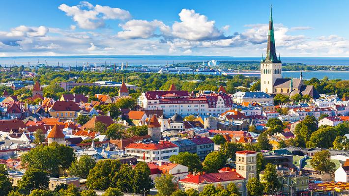 Khám phá thành phố cổ Tallinn