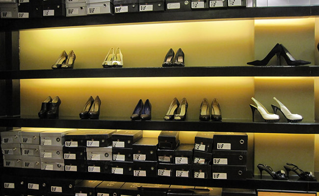 Giày dép ở Ý rất nổi tiếng